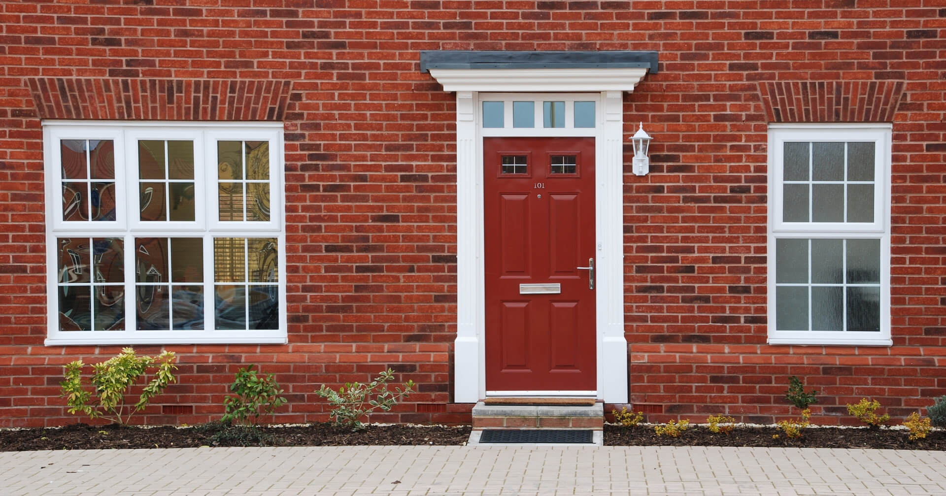 Front door company hereford windows doors and for Exterior door companies