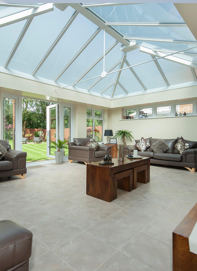Conservatory In Hereford