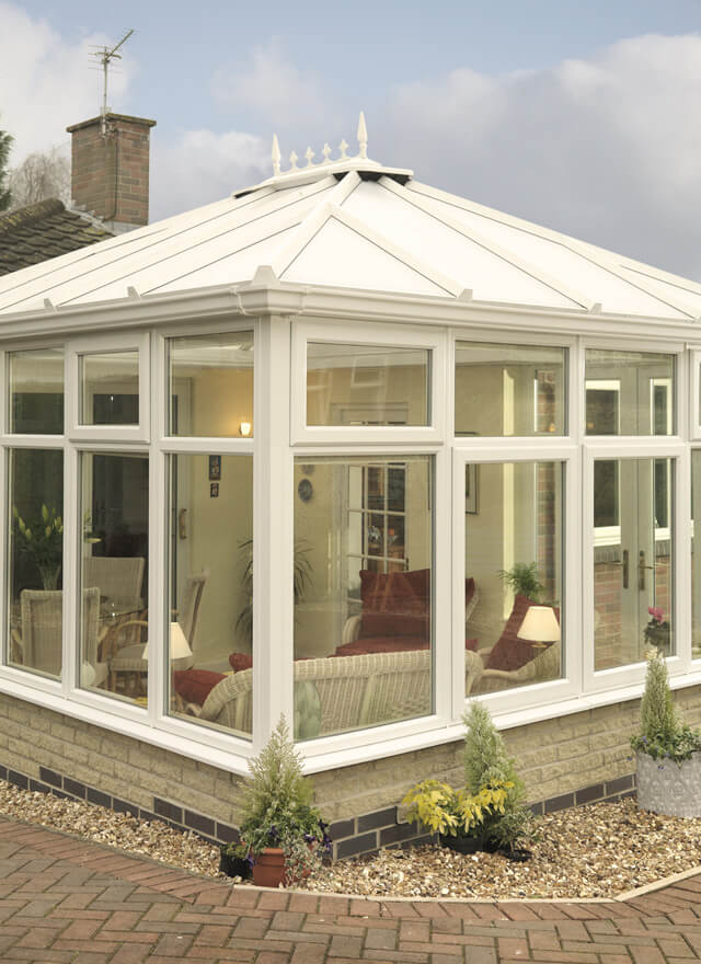 New Conservatory Leominster