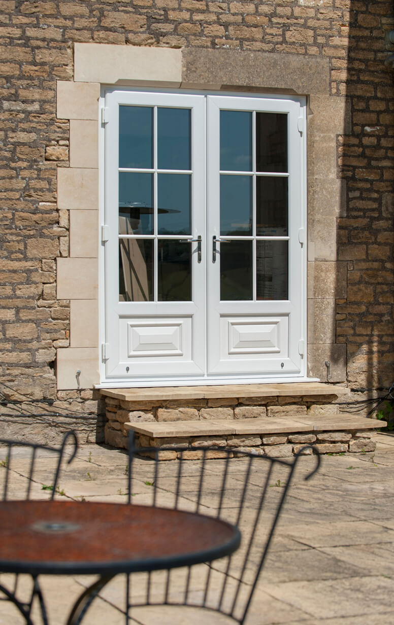French Doors Hereford
